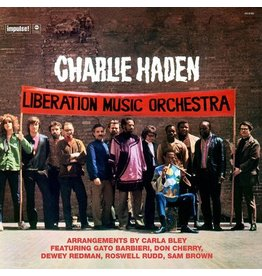 Impulse! Charlie Haden - Liberation Music Orchestra