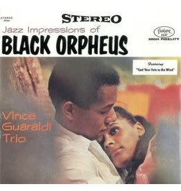 Fantasy Vince Guaraldi Trio - Jazz Impressions of Black Orpheus