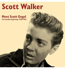 Cornbread Records Scott Walker - Meet Scott Engel: The Humble Beginnings
