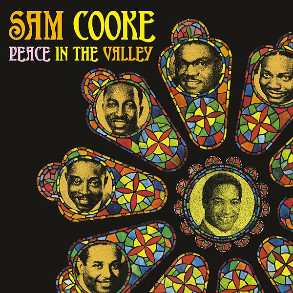 Wax Love Records Sam Cooke - Peace In The Valley