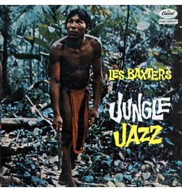 Captain High Records Les Baxter - Jungle Jazz