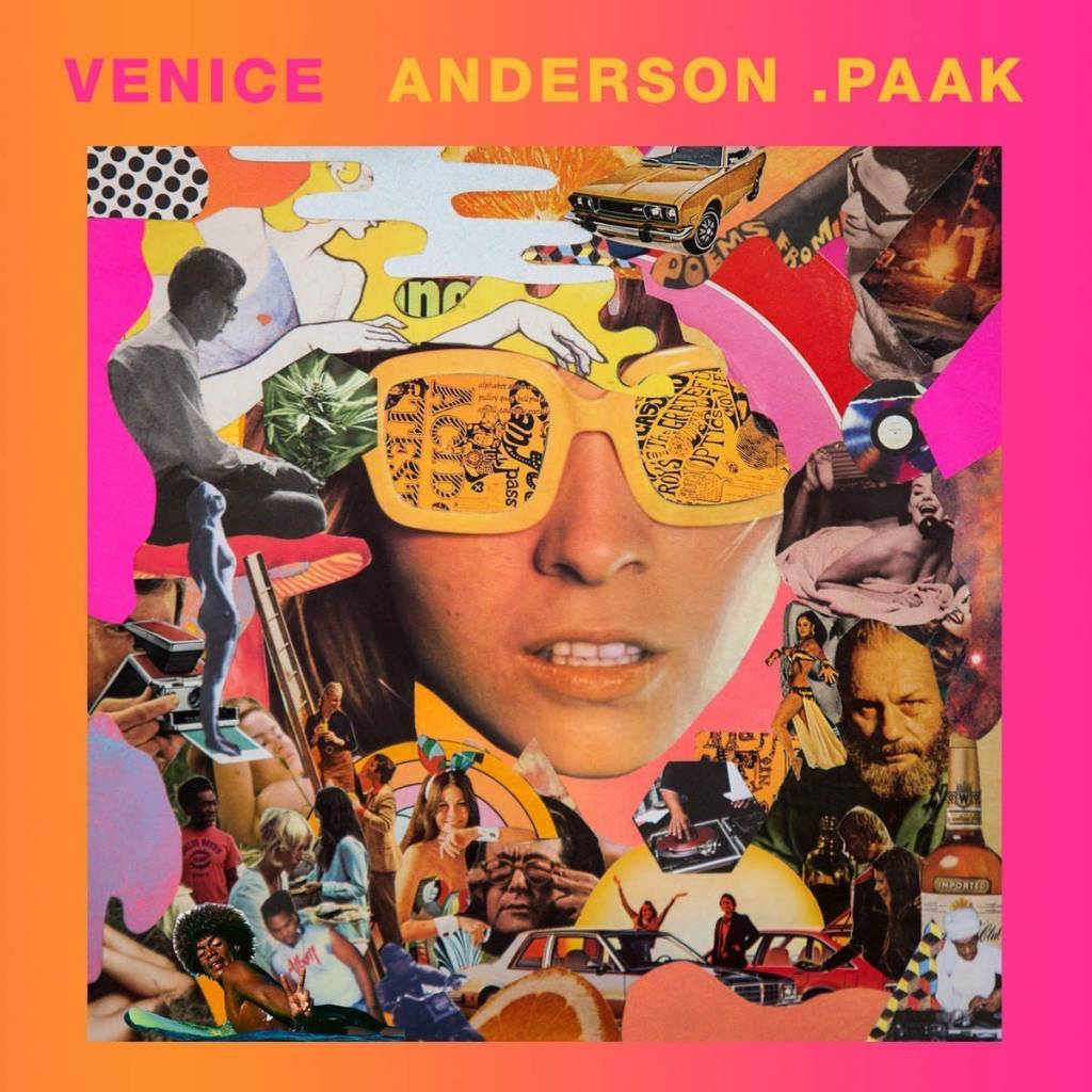 Steel Wool Records Anderson .Paak - Venice