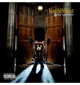 Roc-A-Fella Records Kanye West - Late Registration