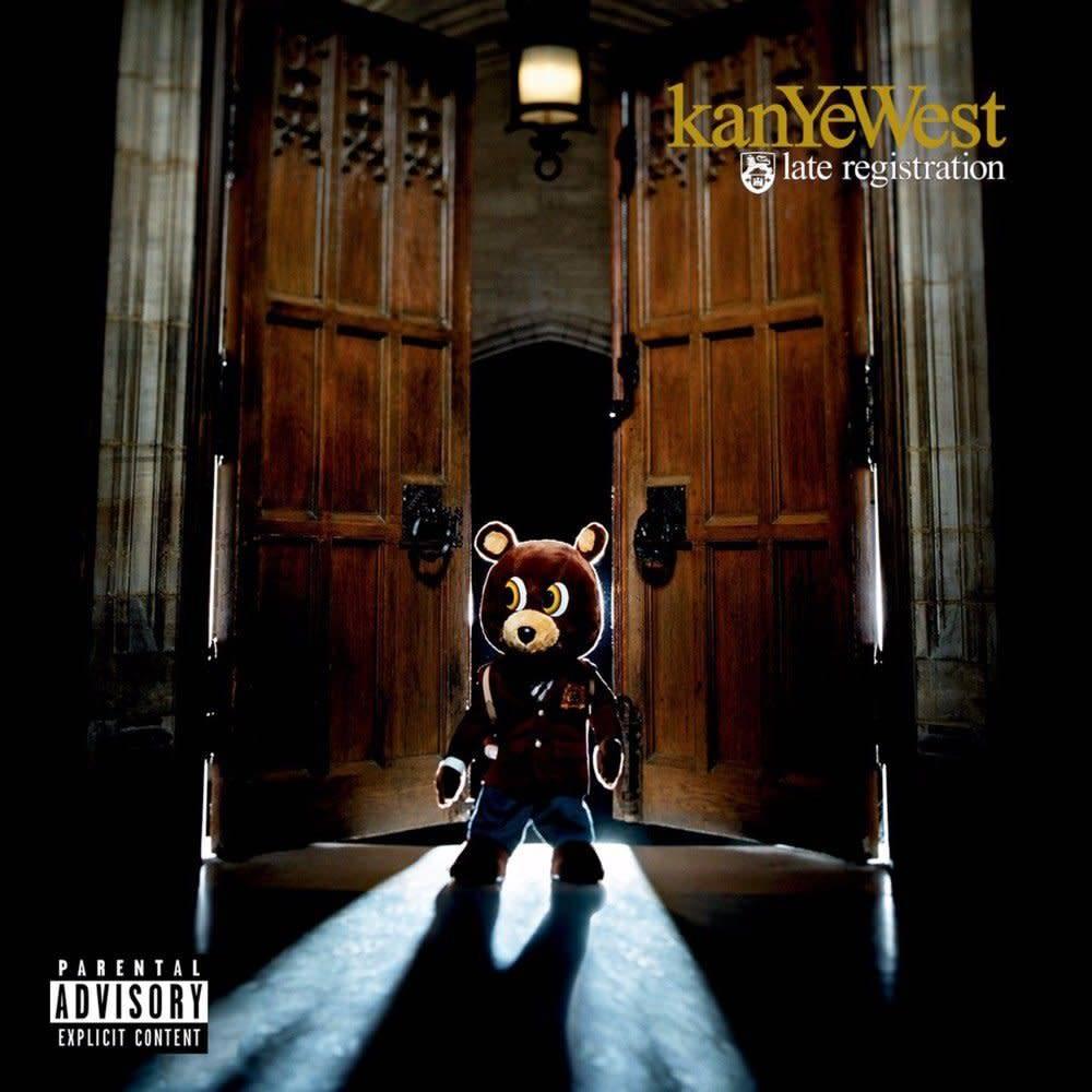 Roc-A-Fella Records Kanye West - Late Registration