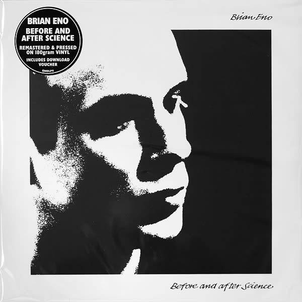 Virgin Brian Eno - Before and After Science