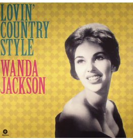 Wax Time Records Wanda Jackson - Lovin' Country Style
