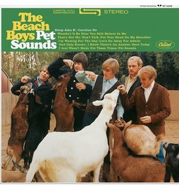 Capitol Beach Boys - Pet Sounds (Stereo)