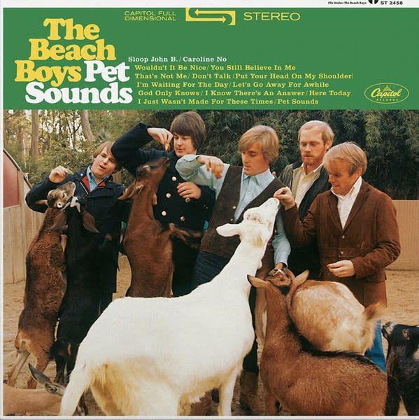 Capitol Beach Boys - Pet Sounds (Stereo)