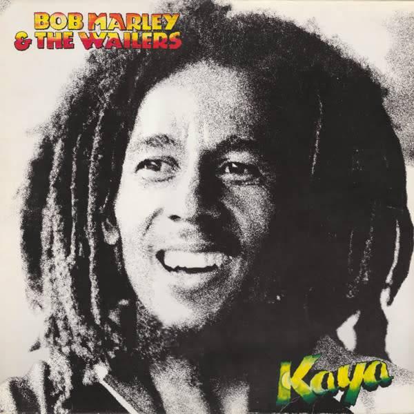 Island Records Bob Marley & The Wailers - Kaya