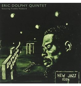 DOL Eric Dolphy - Outward Bound