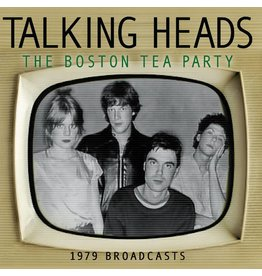 Let Them Eat Vinyl Talking Heads - The Boston Tea Party