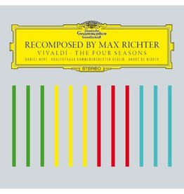 Deutsche Grammophon Max Richter - Vivaldi: The Four Seasons Recomposed