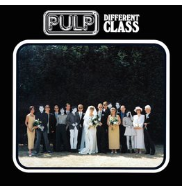 Island Records Pulp - Different Class