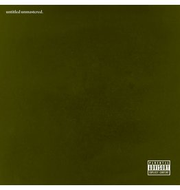 Universal Kendrick Lamar - Untitled Unmastered