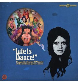 Finders Keepers Records Various - Life Is Dance