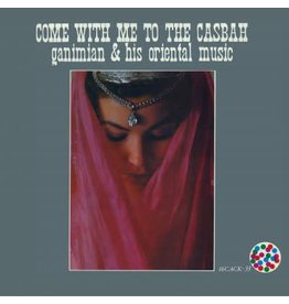 Cacophonic Ganimian & His Oriental Music - Come With Me To The Casbah