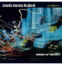 Finders Keepers Records Maria Teresa Luciani - Sounds Of The City