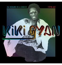 Soundway Records Kiki Gyan - 24 Hours In A Disco