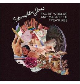 Stones Throw Stimulator Jones - Exotic Worlds And Masterful Treasures