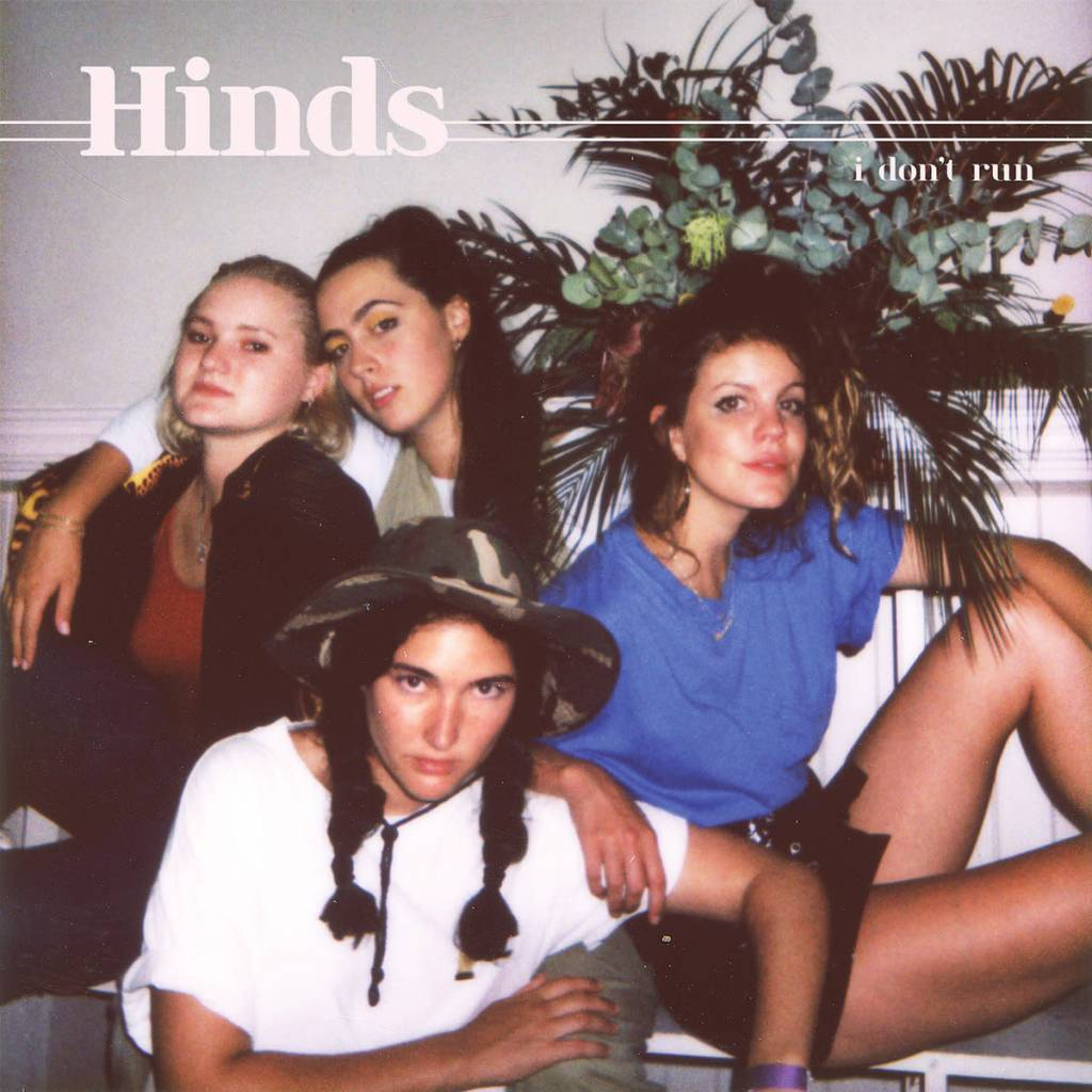 Lucky Number Hinds - I Don't Run