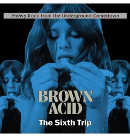 Riding Easy Records Various - Brown Acid: The Sixth Trip