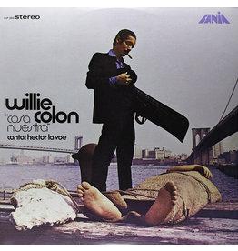 Wagram Music Willie Colon - Cosa Nuestra