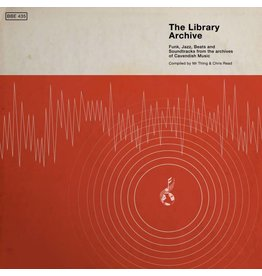 BBE Various - The Library Archive