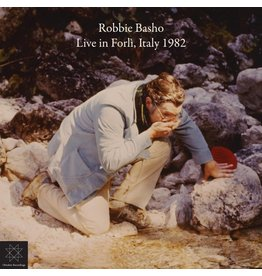 ESP-Disk Robbie Basho - Live in Forli, Italy 1982