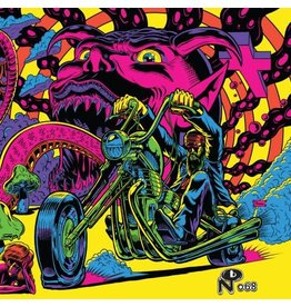 Numero Group Various - Wayfaring Strangers: Acid Nightmares