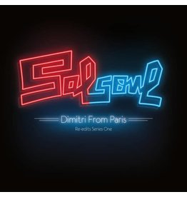 Salsoul Records Dimitri From Paris - Salsoul Re-edits Series One