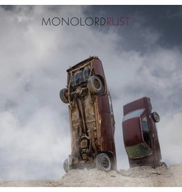 Riding Easy Records Monolord - Rust