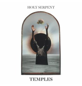 Riding Easy Records Holy Serpent - Temples (coloured vinyl)