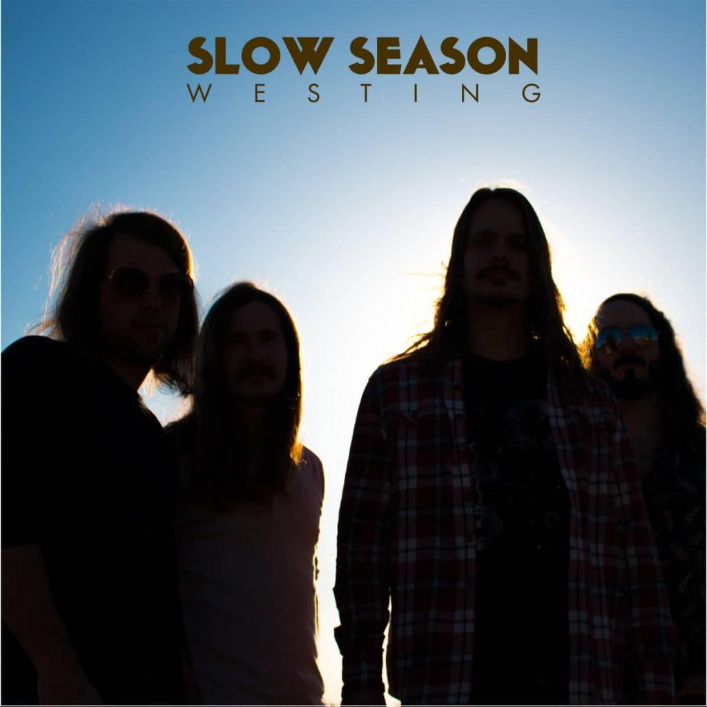 Riding Easy Records Slow Season - Westing
