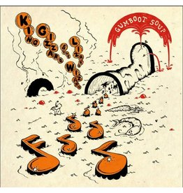Heavenly Recordings King Gizzard & The Lizard Wizard - Gumboot Soup (Orange Vinyl)