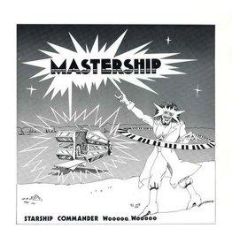 Left Ear Records Starship Commander Wooooo Wooooo - Mastership