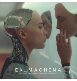 Invada Records Ben Salisbury & Geoff Barrow - Ex Machina OST