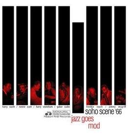 Rhythm & Blues Records Various - Soho Scene 66: Jazz Goes Mod