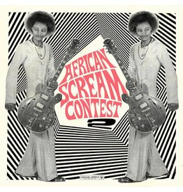 Analog Africa Various - African Scream Contest 2