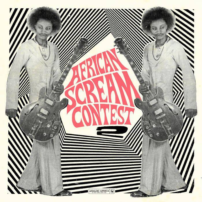 Analog Africa Various - African Scream Contest 2