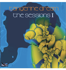 Invisible Hands Tangerine Dream - Sessions 1