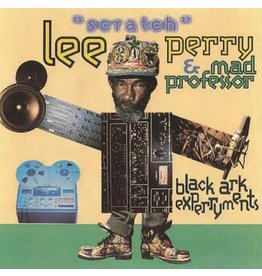 "Ariwa Sounds Lee ""Scratch"" Perry & Mad Professor - Black Ark Experryments"