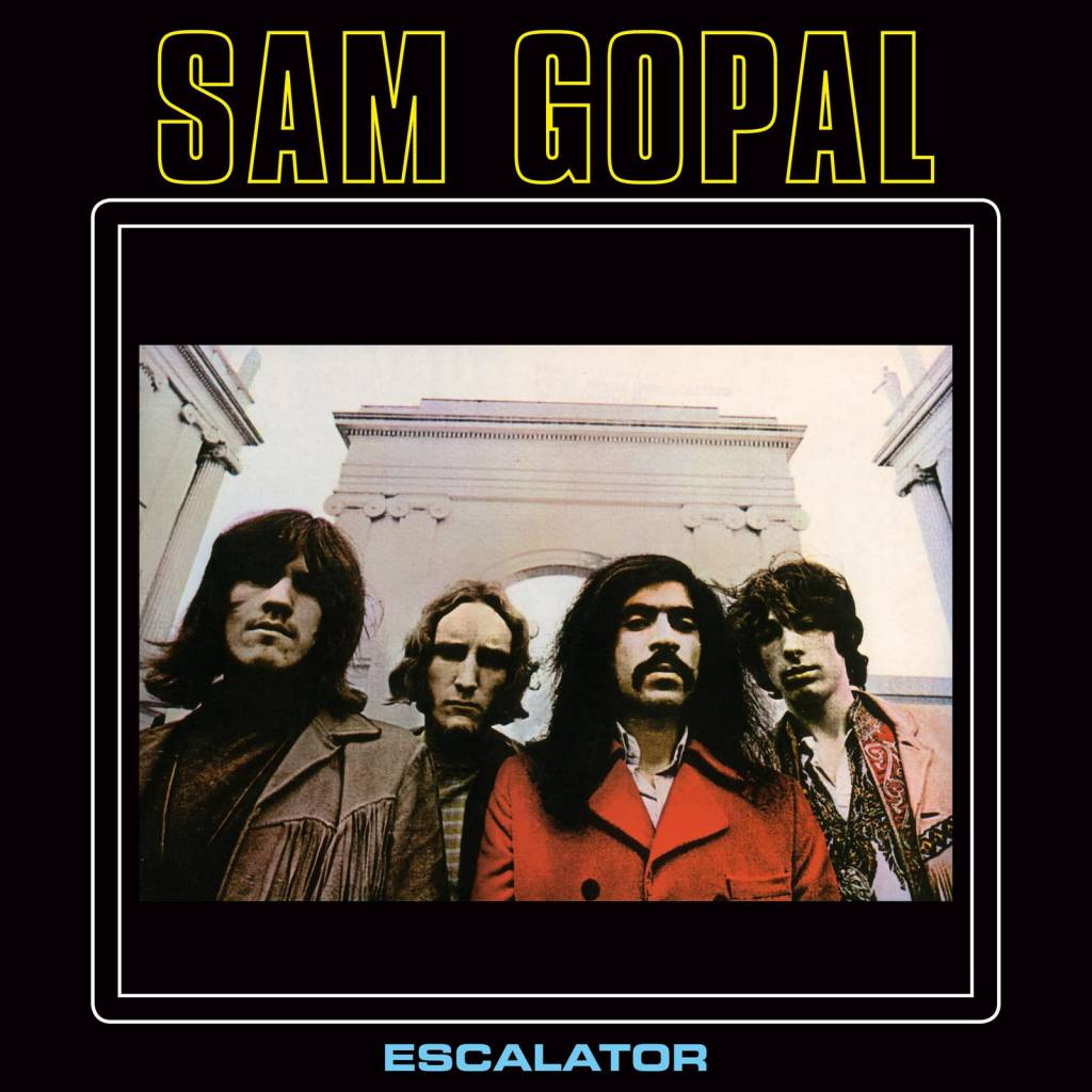 Secret Records Sam Gopal - Escalator