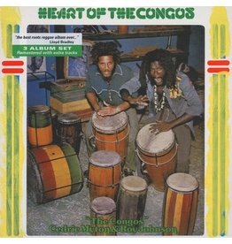 Warner Music Group The Congos - Heart Of The Congos (Deluxe)