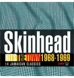 Kingston Sounds Various - Skinhead Hits The Town 1968-1969