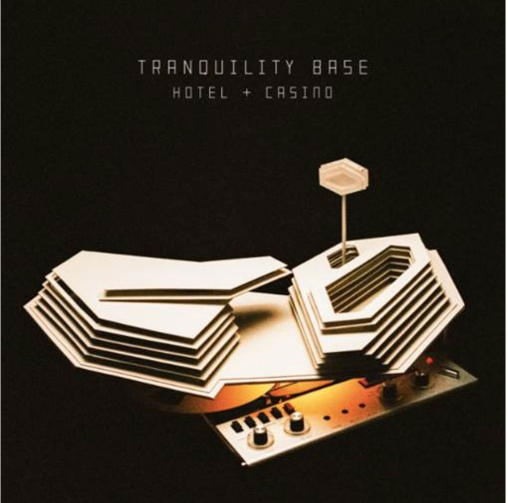 Domino Records Arctic Monkeys - Tranquility Base Hotel and Casino