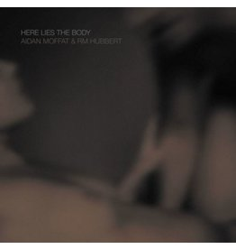 Rock Action Records Aidan Moffat and RM Hubbert - Here Lies The Body