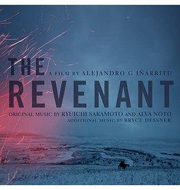Warner Music Group Ryuichi Sakamoto & Alva Noto - The Revenant OST