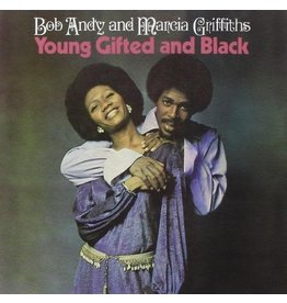 Warner Music Group Bob Andy & Marcia Griffiths - Young, Gifted & Black