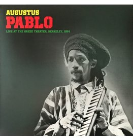 Radiation Roots Augustus Pablo - Live At The Greek Theater, Berkeley 1984