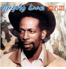 Radiation Roots Gregory Isaacs - Live At The Roxy, 1982